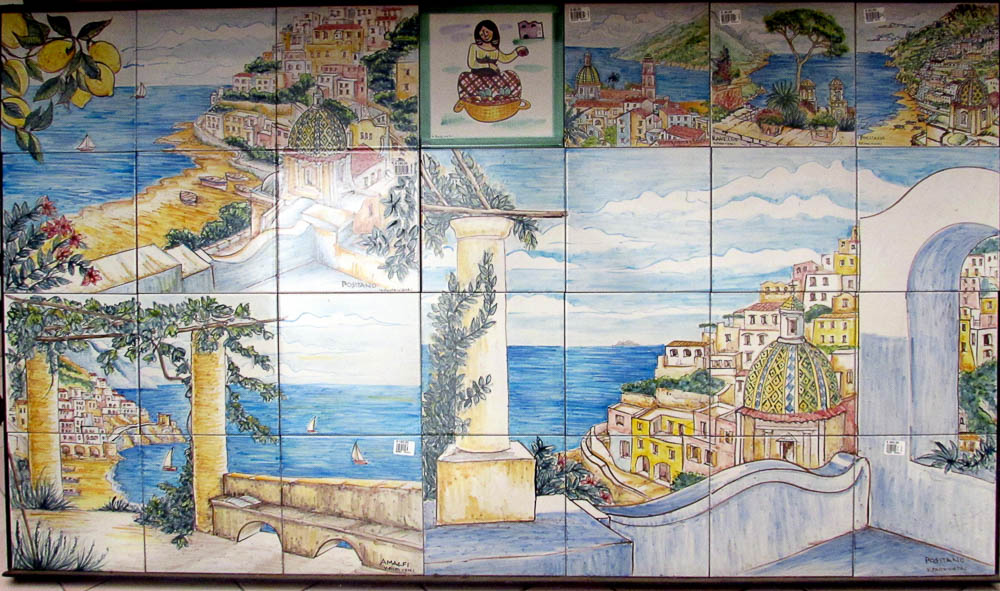 Personal tourist pavimentazione - Ceramiche di vietri piastrelle ...