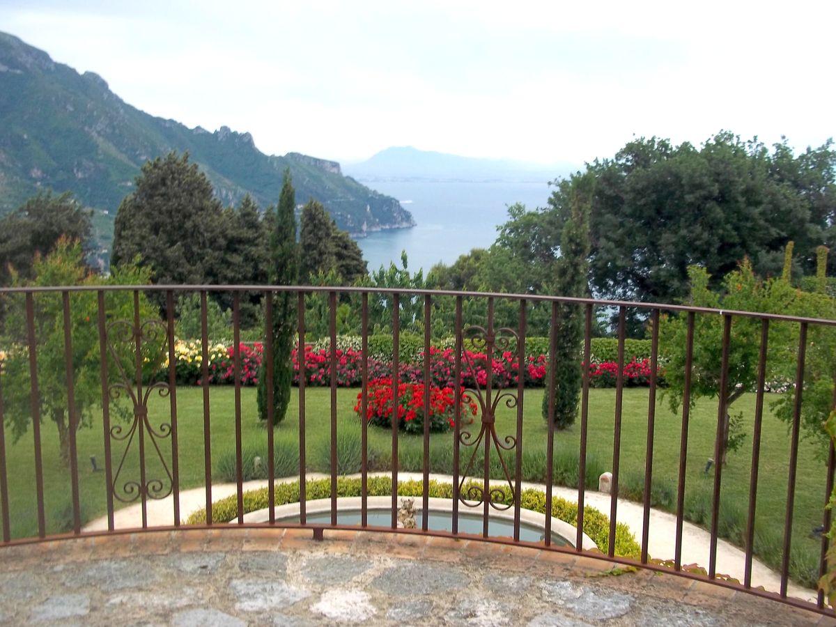 Personal tourist villa cimbrone - Giardini di villa cimbrone ...